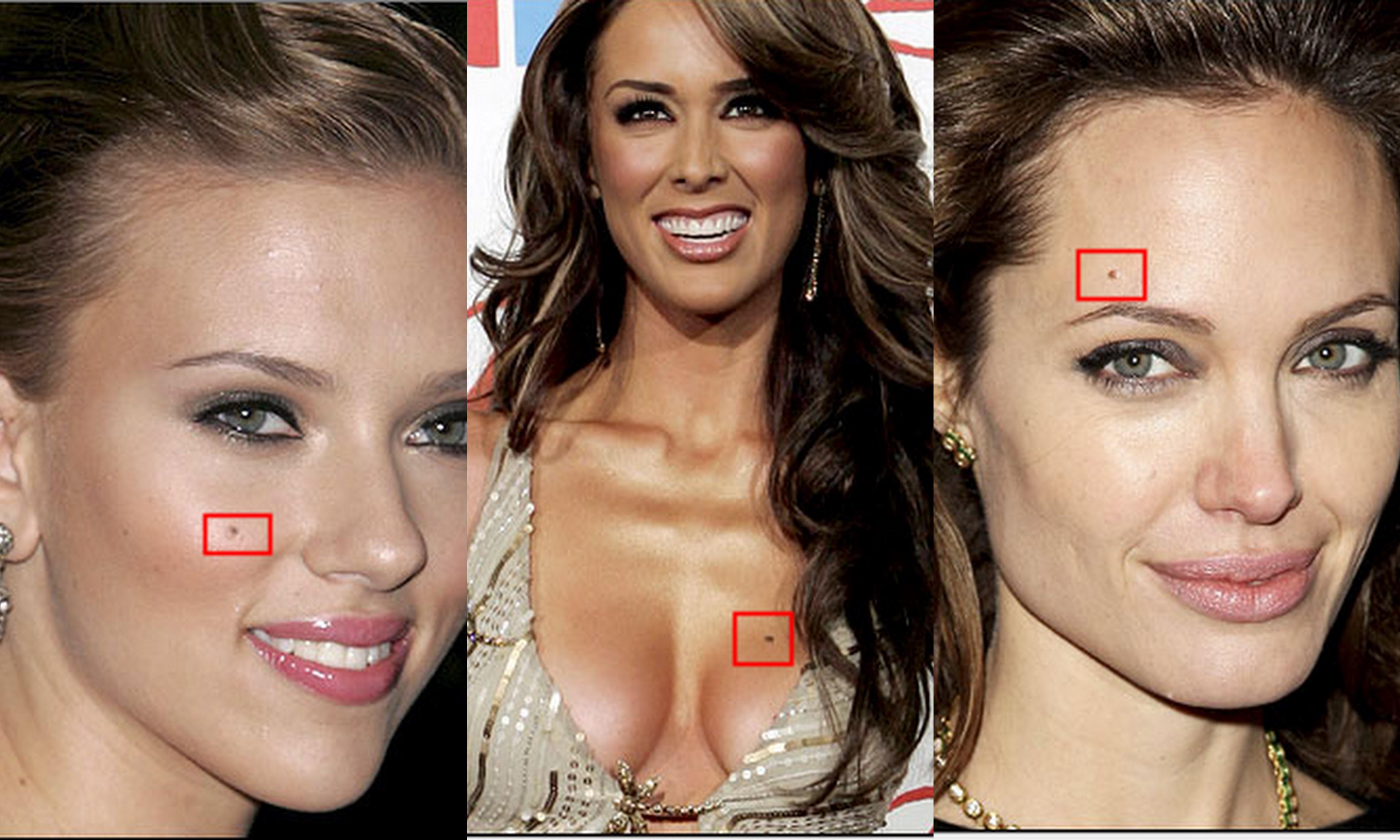 Scarlett Johansson, Jacqueline Bracamontes, Angelina Jolie