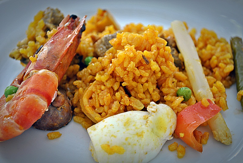 'Paella Mixta', Mixed Paella