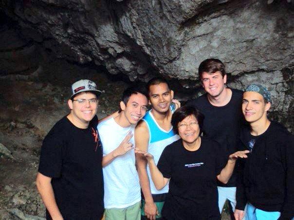 Sumaging Cave Sagada with Friends